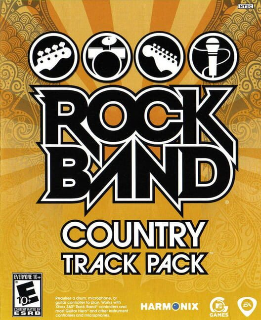 Rock Band: Country Track Pack image