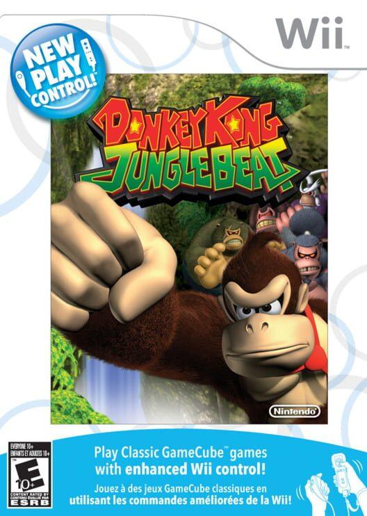 New Play Control! Donkey Kong Jungle Beat image