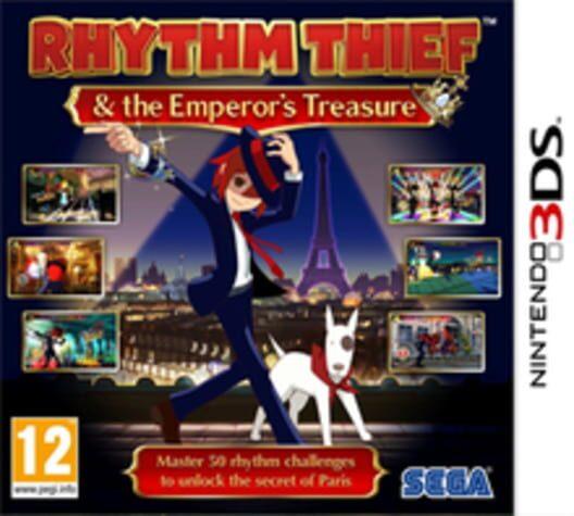 Rhythm Thief & the Emperor's Treasure image