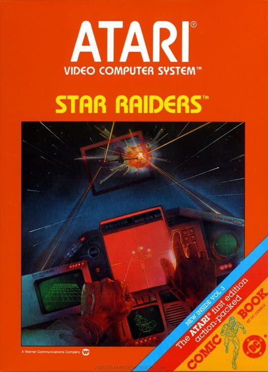 Star Raiders image