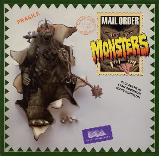 Mail Order Monsters Display Picture