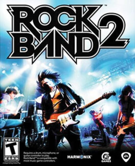 Gaming-Wire | Rock Band 2