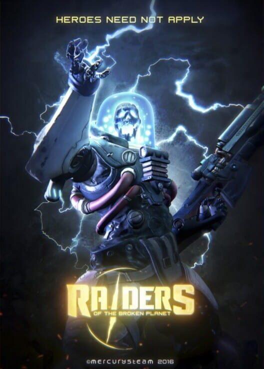 Raiders of the Broken Planet image