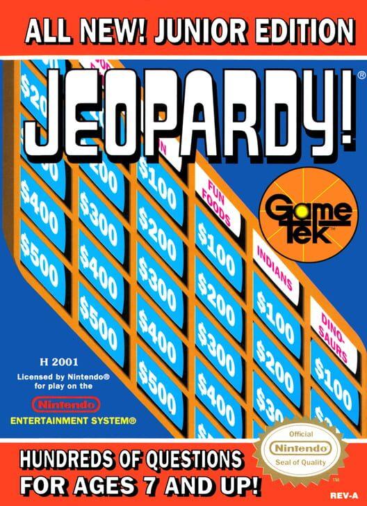 Jeopardy! Junior Edition image