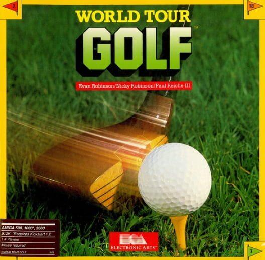 World Tour Golf image