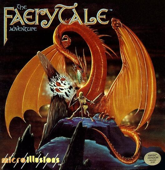 The Faery Tale Adventure Display Picture