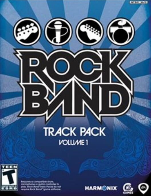 Rock Band: Track Pack - Volume 1 image
