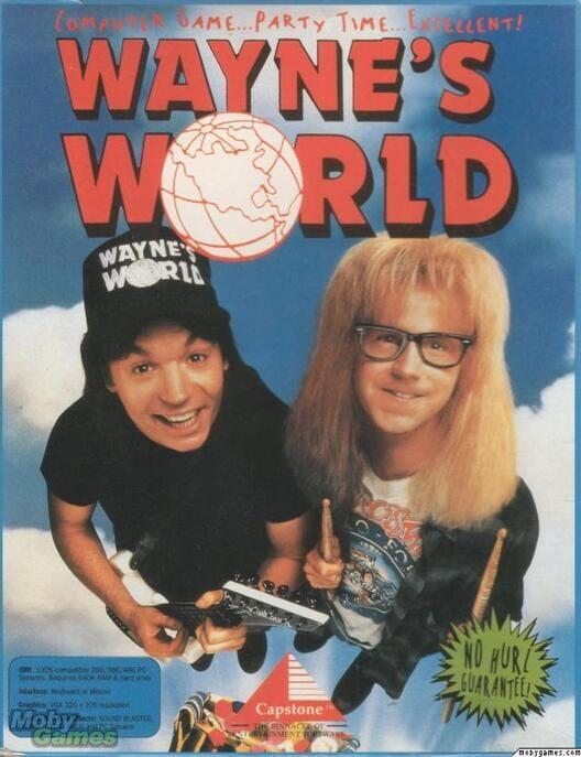 Wayne's World Display Picture