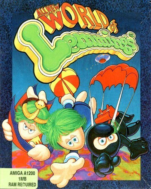 All New World of Lemmings image