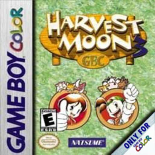Harvest Moon 3 GBC image