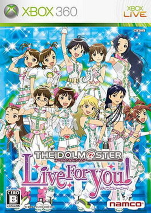 THE iDOLM@STER Live For You! image