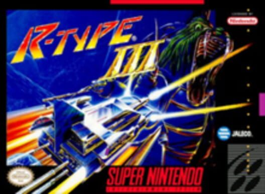 R-Type III: The Third Lightning Display Picture