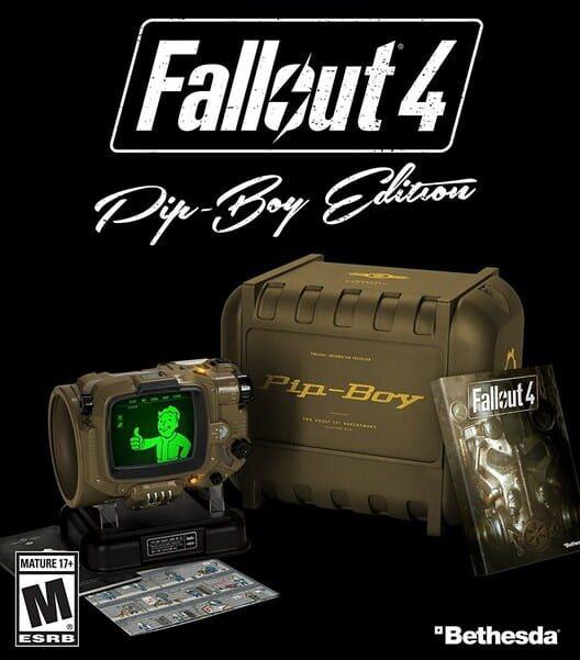 Fallout 4: Pip-Boy Edition image