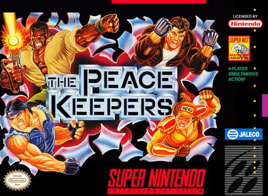 The Peace Keepers image