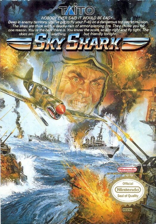 Flying Shark Display Picture