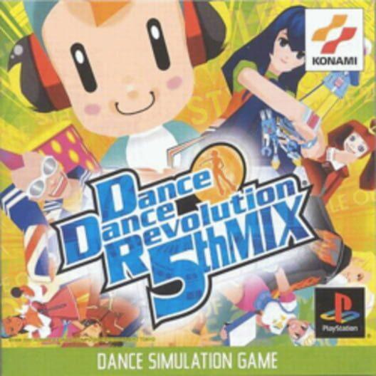 Dance Dance Revolution 5thMix image