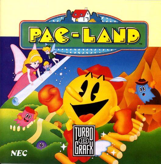 Pac-Land image