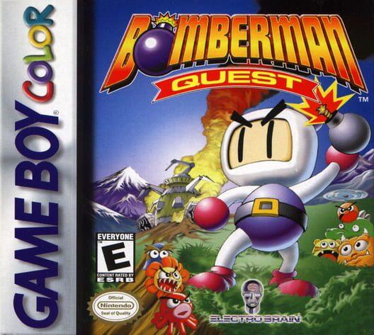Bomberman Quest image