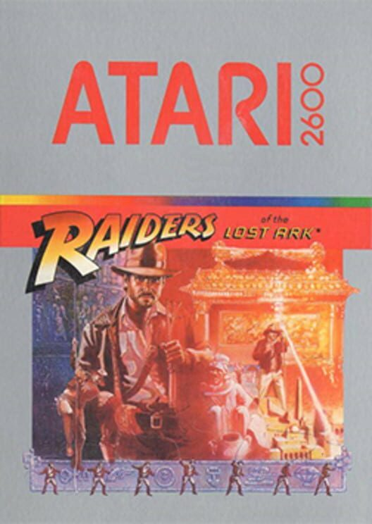 Raiders of the Lost Ark Display Picture