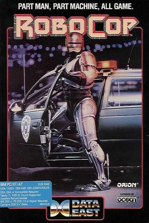 RoboCop Display Picture