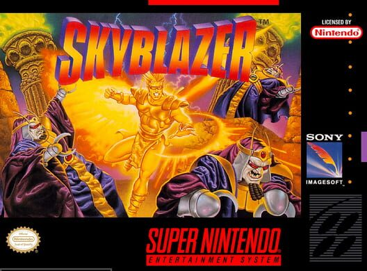 Skyblazer image