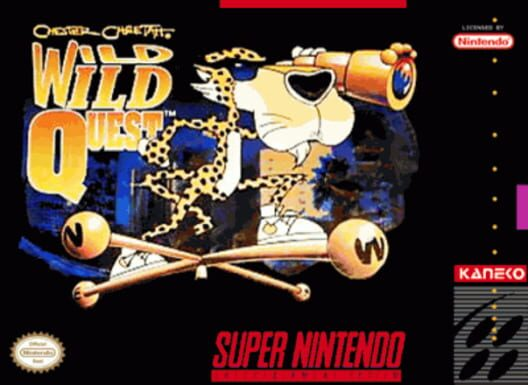 Chester Cheetah: Wild Wild Quest Display Picture