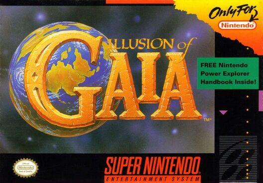 Illusion of Gaia Display Picture