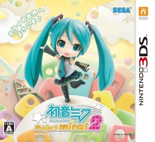 Hatsune Miku: Project Mirai DX image