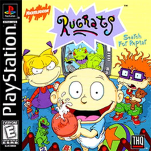 Rugrats: Search for Reptar image