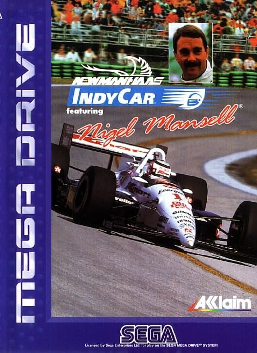 Newman/Haas IndyCar featuring Nigel Mansell image