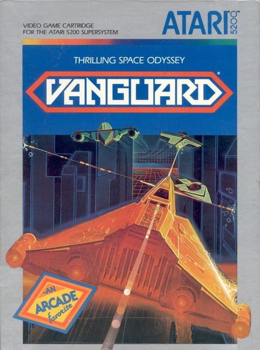 Vanguard Display Picture