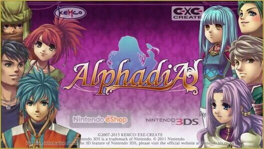 Alphadia image