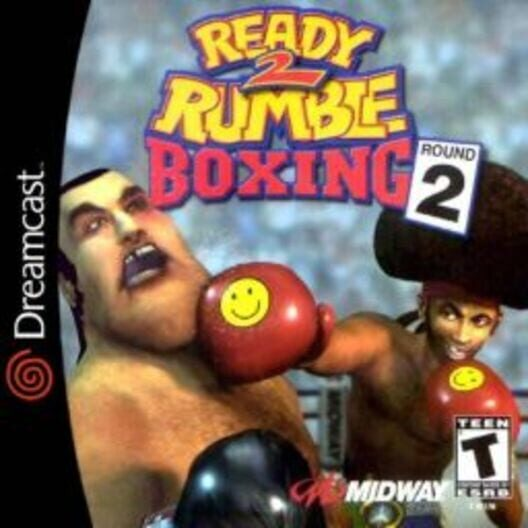 Ready 2 Rumble Boxing: Round 2 image