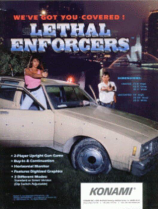 Lethal Enforcers Display Picture