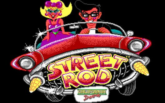 Street Rod Display Picture