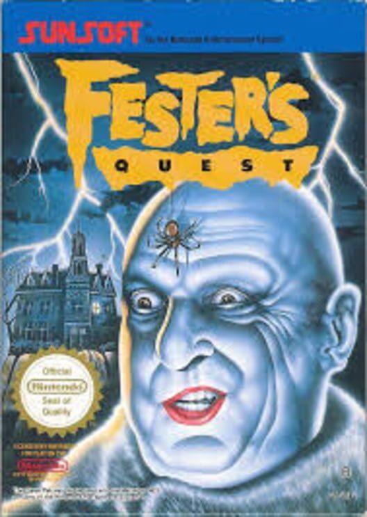 Fester's Quest image