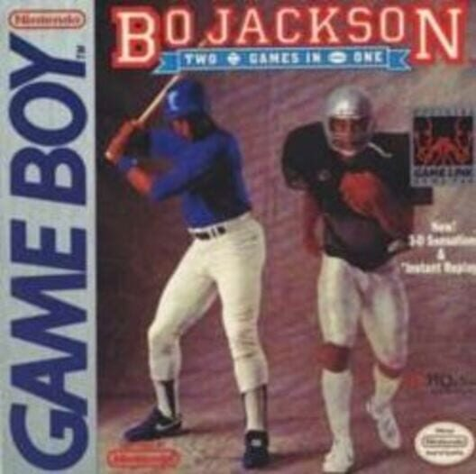 Bo Jackson: Two Games In One image