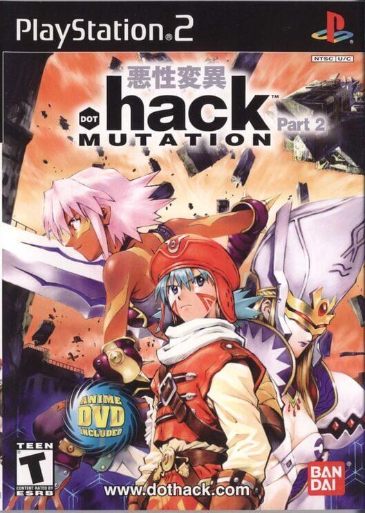 .Hack//Mutation image