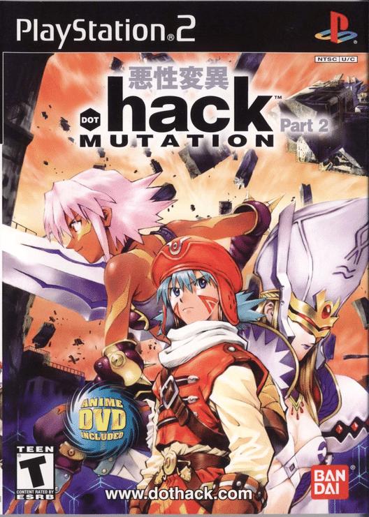 .Hack//Mutation for PlayStation 2
