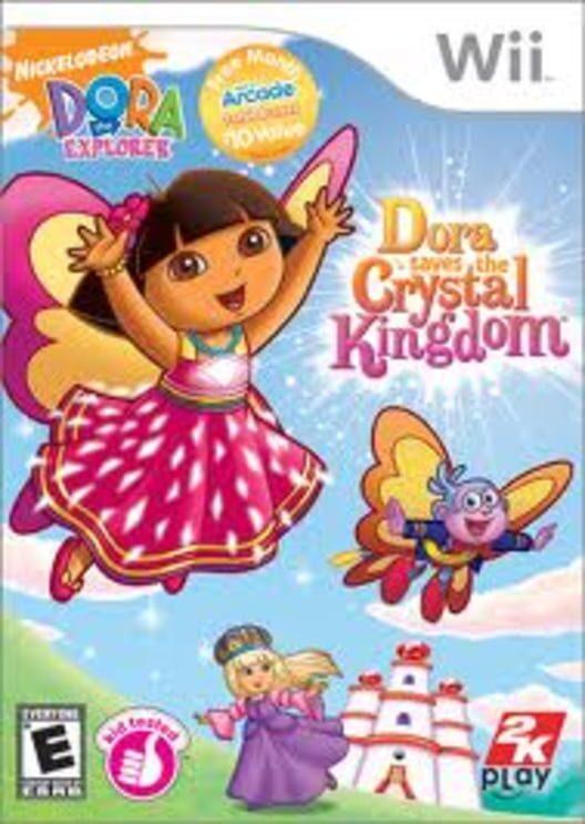 Dora the Exporer: Dora Saves the Crystal Kingdom image
