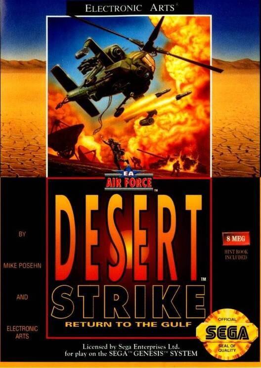 Desert Strike: Return to the Gulf Display Picture