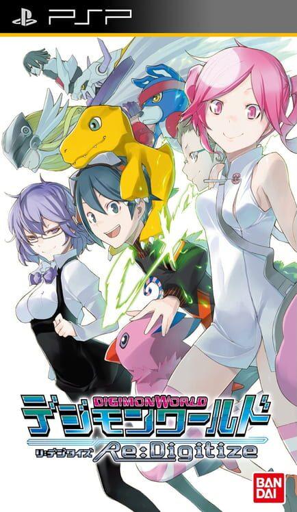 Digimon World Re:Digitize image