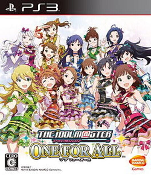 THE iDOLM@STER One For All image
