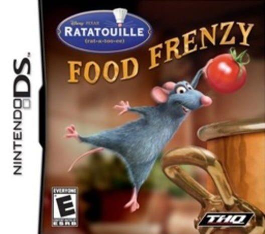 Ratatouille: Food Frenzy image