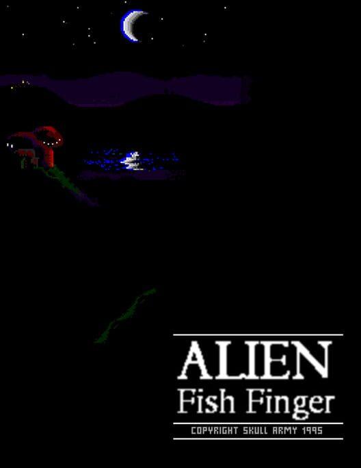 Alien Fish Finger image