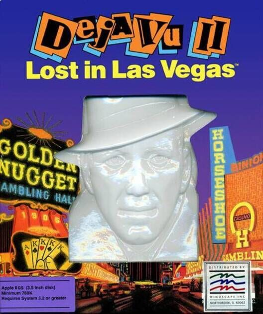 Déjà Vu II: Lost in Las Vegas image