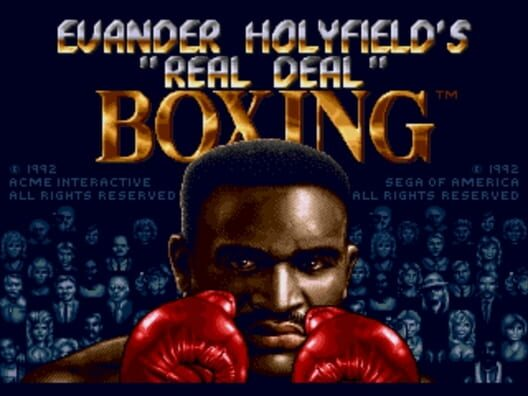 Evander Holyfield's 'Real Deal' Boxing image