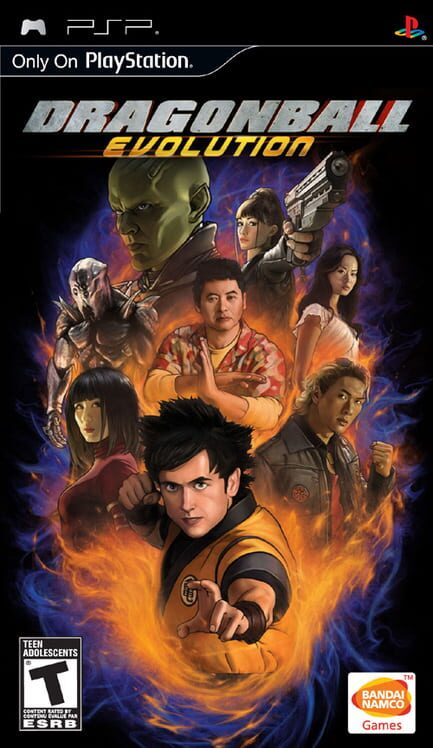 Dragonball Evolution: The Game image