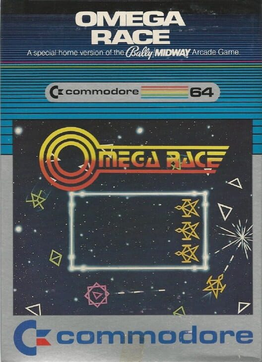 Omega Race Display Picture