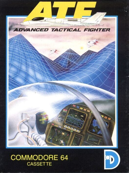 ATF: Advanced Tactical Fighter Display Picture